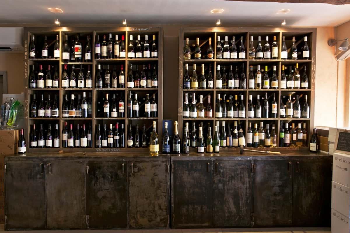 La Cave à Aimé, une sélection de vins BIO et du coin d'abord