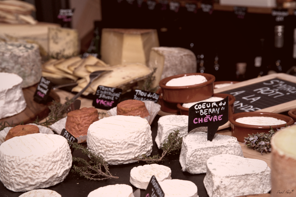 Le bon fromage de la Cave à Aimé