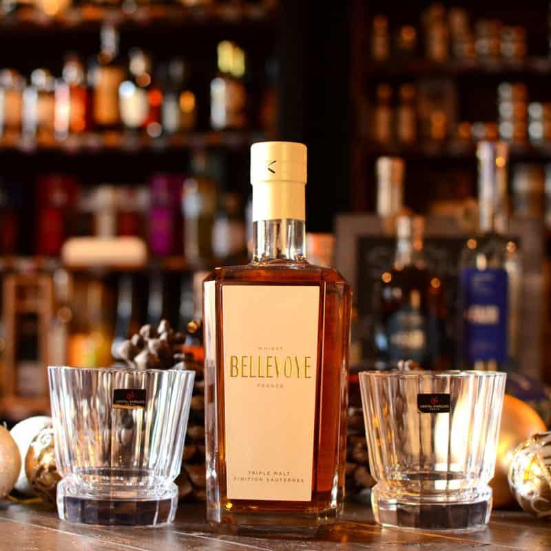Whisky Bellevoyer, le Triple Malt Made In France