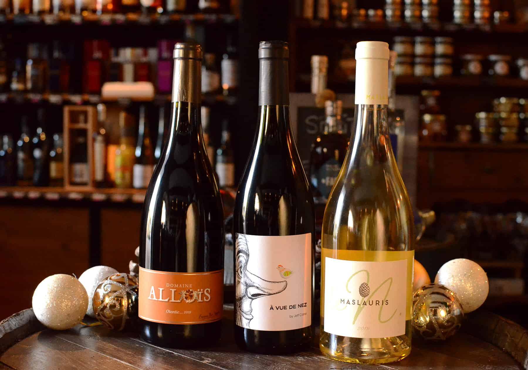 Pour les amateurs de vins Nature ou peux ceux qui souhaitent les découvrir