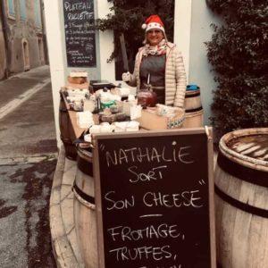 Fromage et truffe tous les dimanches de décembre à la Cave à Aimé !