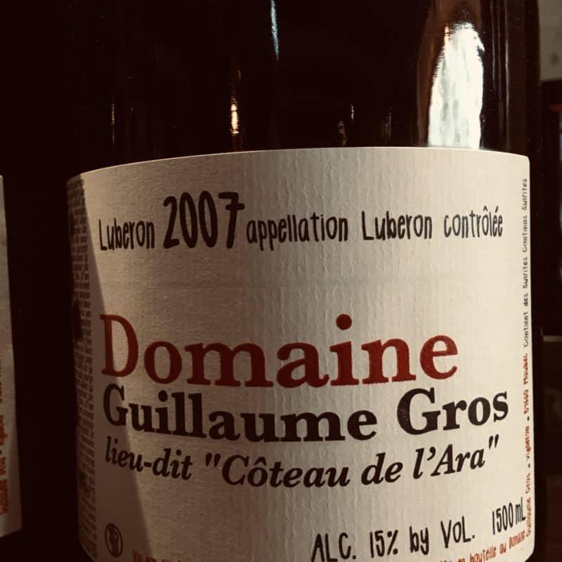 Les gros bras du Luberon ! Domaine Guillaume Gros