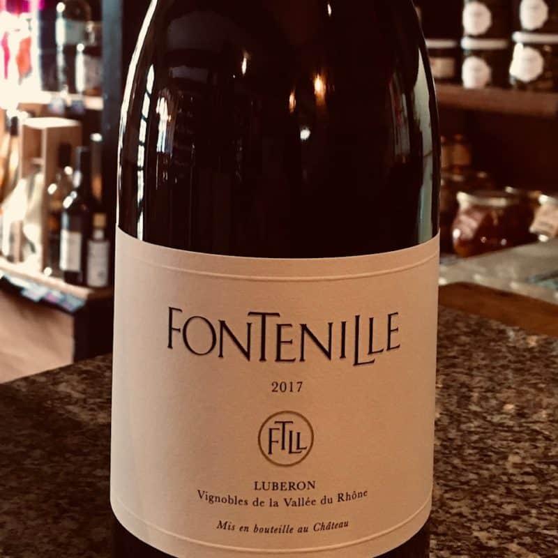 Domaine Fontenille Cuvée Luberon