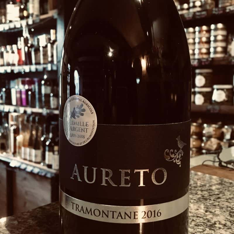 Auréto Tramontane rouge