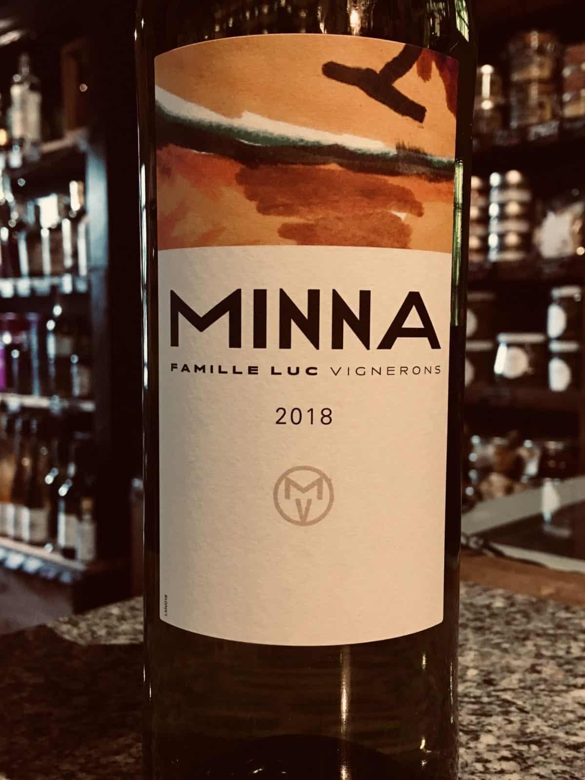 Minna vineyard Blanc