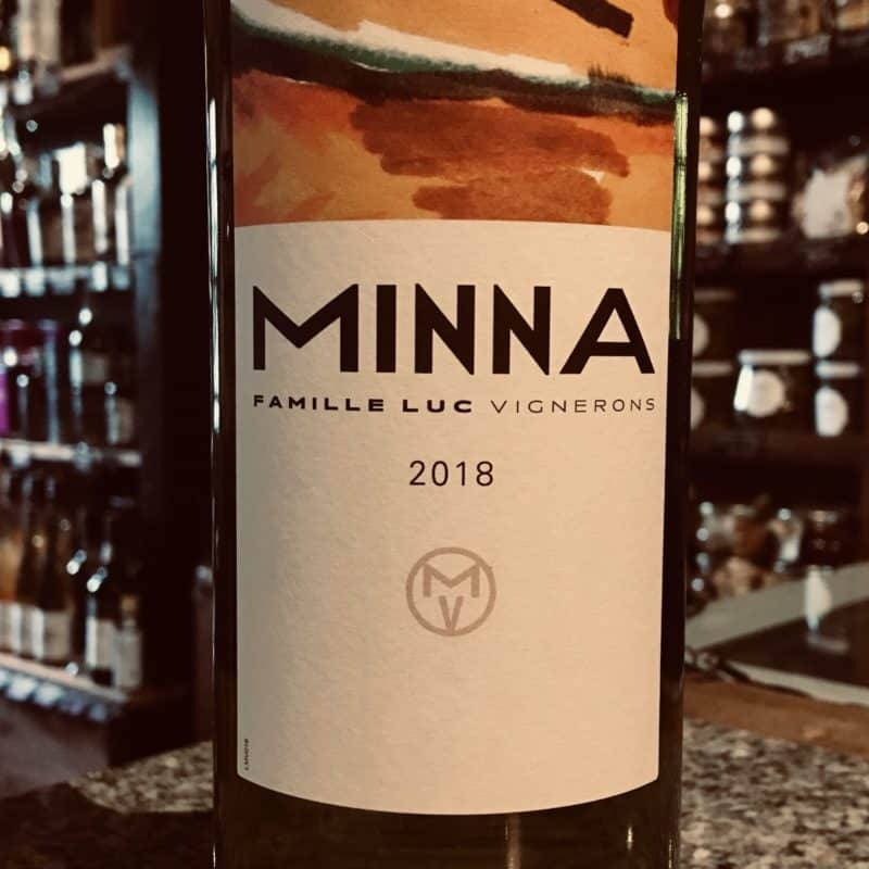 Minna vineyard Blanc