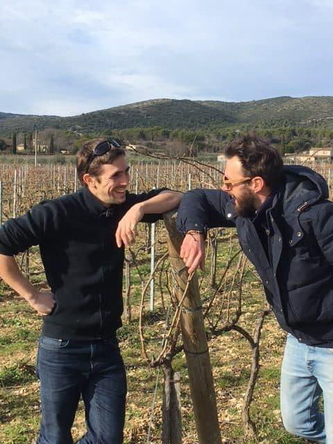 A la rencontre d'Aurélien Le Tellier, vigneron