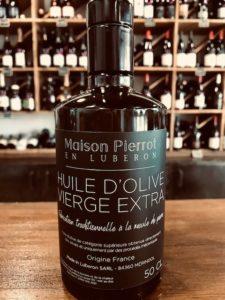 Une huile d'olive fruité mûr, BIO et 100% Luberon !